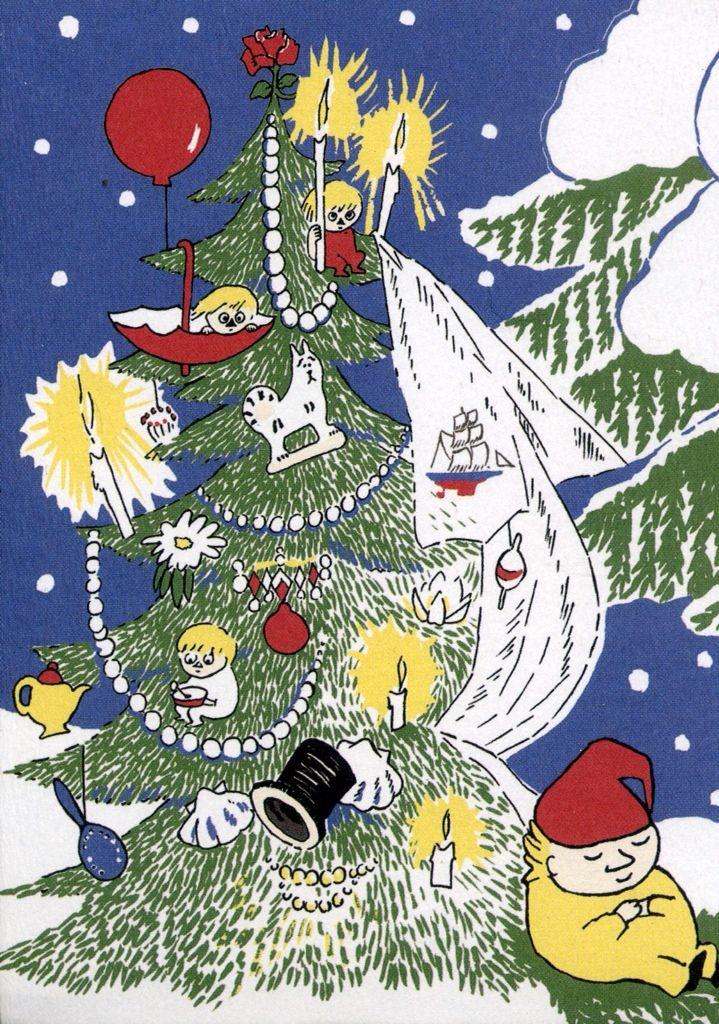 A Merry Moomin Christmas   tygertale