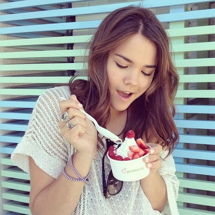 Celebrity that would play me in a movie 17/20: Maia Mitchell