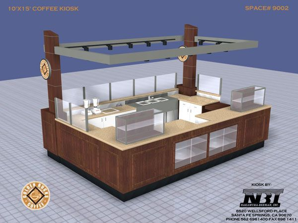 8 best images about coffee kiosk on Pinterest | Coffee shop, Kiosk ...