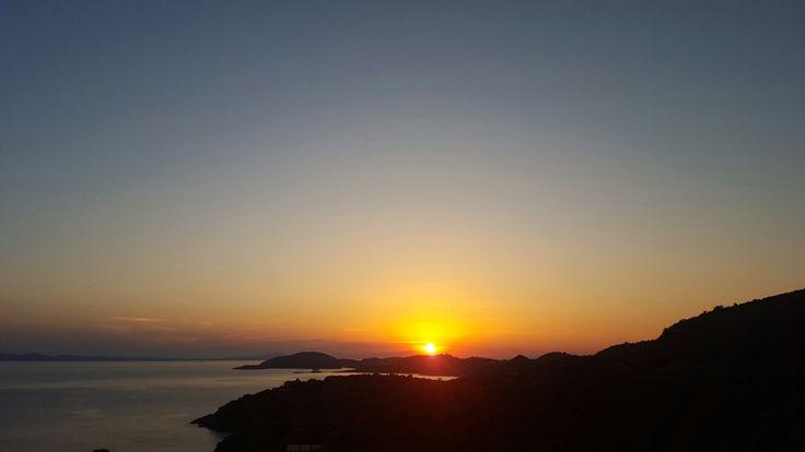 Sunsetdream#greece#agiaParaskevi