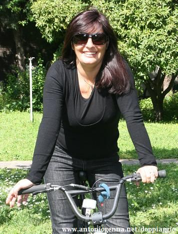 Laura Boccanera - doppiatrice di Jodie Foster, Addison ...