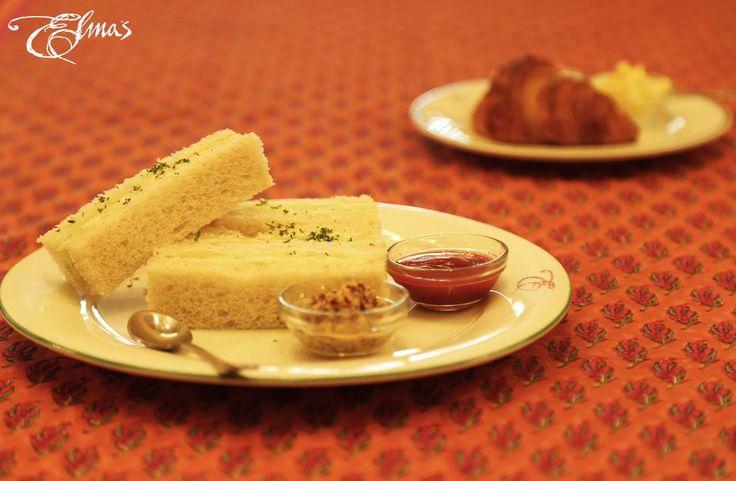 We believe in constant indulging! For reservations call us on 9711117516. #Elmas #Elmasbakery #Elmaskitchen #Elmasbar #Elmasgoodearth #ElmasHKV #Food #Breakfast #Life #Rooftop #Burgers #Pizzas #Cocktails #Mocktails #Winters #Delhi #India #Desserts #Bakery #Fresh