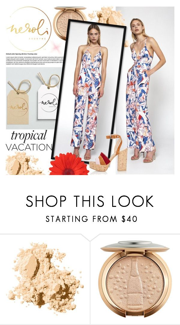 """""""Neroli Anonyme"""" by gaby-mil ❤ liked on Polyvore featuring Bobbi Brown Cosmetics and Gianvito Rossi"""