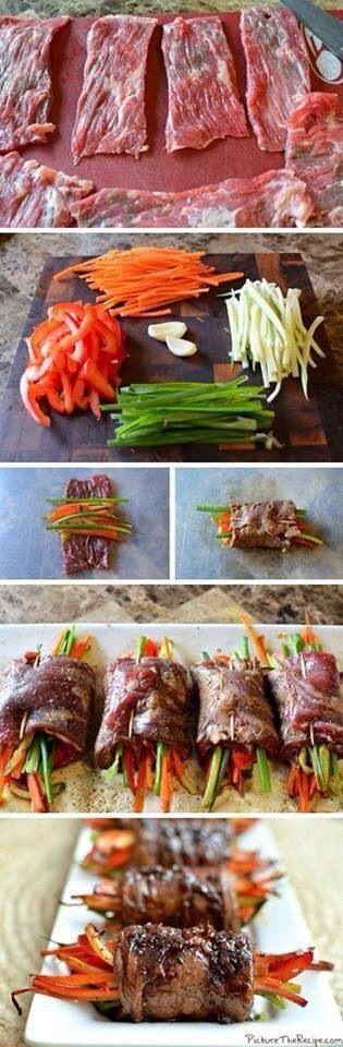 Healthy lunch [ SkinnyFoxDetox.com ] #food #skinny #health
