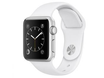 Apple Watch Series 1 38mm Alumínio 8GB Esportiva - Branca