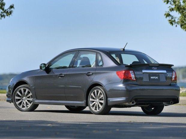 Subaru Sedan WRX