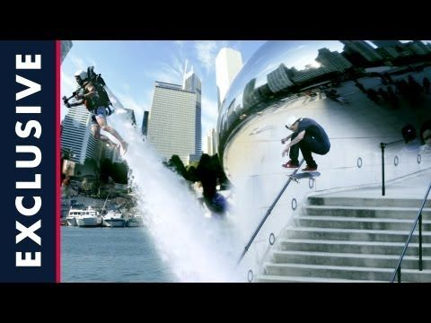 Sheckler Sessions - Windy City Skating and Jetpacks - Episode 7 - YouTube