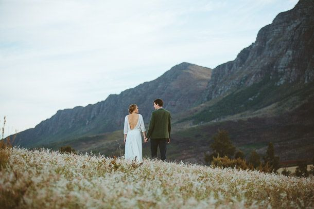Rustic Jewel Tone Wedding | SouthBound Bride | http://www.southboundbride.com/rustic-jewel-tone-wedding-at-roodezand-by-wrensch-lombard | Credit: Wrensch Lombard