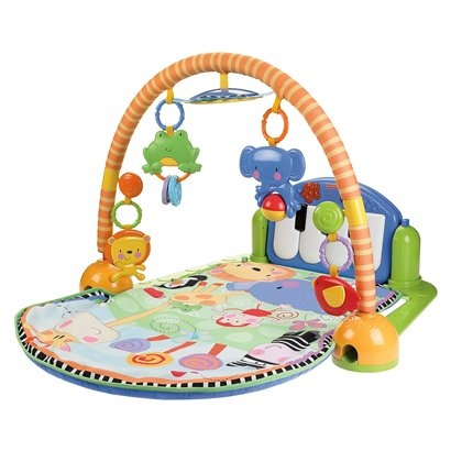 35 best favorite products for moms and babies images on pinterest fisher price discover grow kick play piano gym i think someone is getting this very very soon publicscrutiny Images