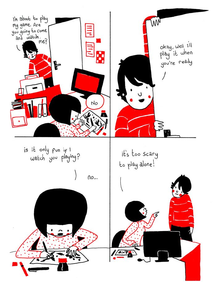 Best Philippa Rice Images On Pinterest Draw Gallery And Gifts - Cute illustrations demonstrate what true love really is