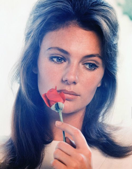 Jacqueline Bisset a British actress