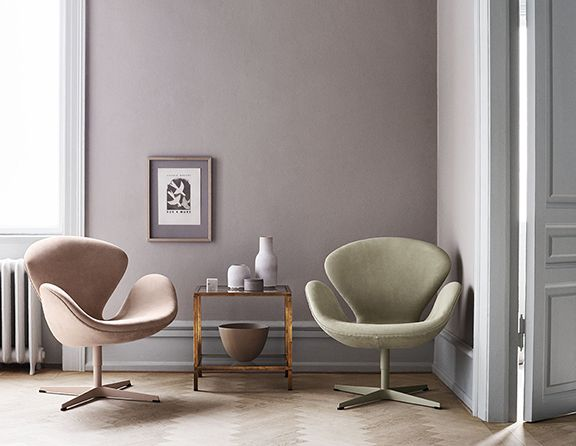 Buy the Fritz Hansen Swan Chair http://www.utilitydesign.co.uk/fritz-hansen-swan-chair