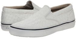 Sperry Men's Striper Slip-On Boat Shoes: $14  $4 s&h #LavaHot http://www.lavahotdeals.com/us/cheap/sperry-mens-striper-slip-boat-shoes-14-4/127453