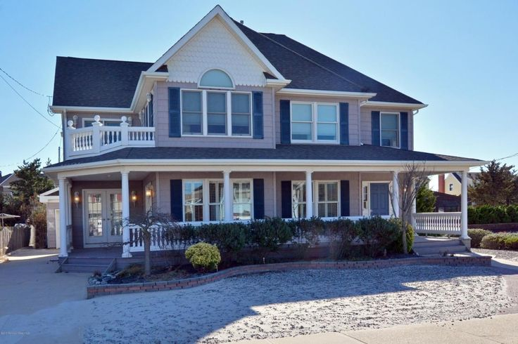 Stunning $1,457,000 - 9 F Street, Seaside Park, NJ 08752 - 9 F Street -  Relax at The Jersey Shore in this Custom Built Sea Shore Colonial with wrap around porch. This 10yr old home is second house in from th... - http://jennifergererealtor.com/property/1457000-9-f-street-seaside-park-nj-08752/