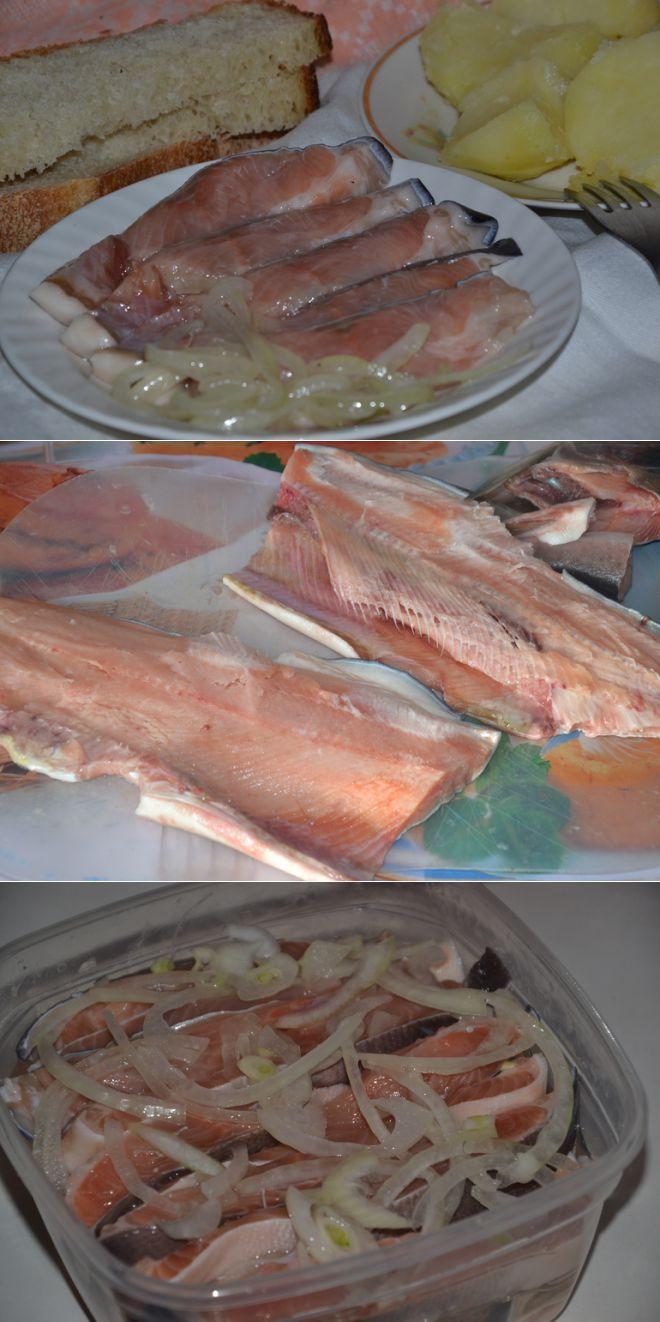Малосольная горбуша, которая никогда не будет сухой | рыбные блюда | Постила