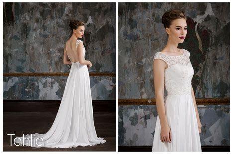 TAHLIA / Wedding Dresses / Fall 2014 Collection / Jack Sullivan Bridal