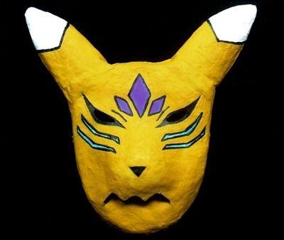 Taomon Mask