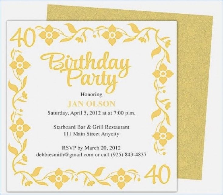 14 Secrets About Birthday Party Invitation Template In Word That Has Never Been Revealed For Blogging Belajar Blog