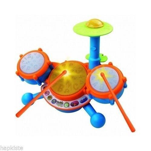 Kids Drum Set Toddler Drums Childrens  Learning Game Development Kit NEW #VTech http://www.ebay.com/itm/Kids-Drum-Set-Toddler-Drums-Childrens-Learning-Game-Development-Kit-NEW-/291206485785?pt=Baby_Toys&hash=item43cd425719