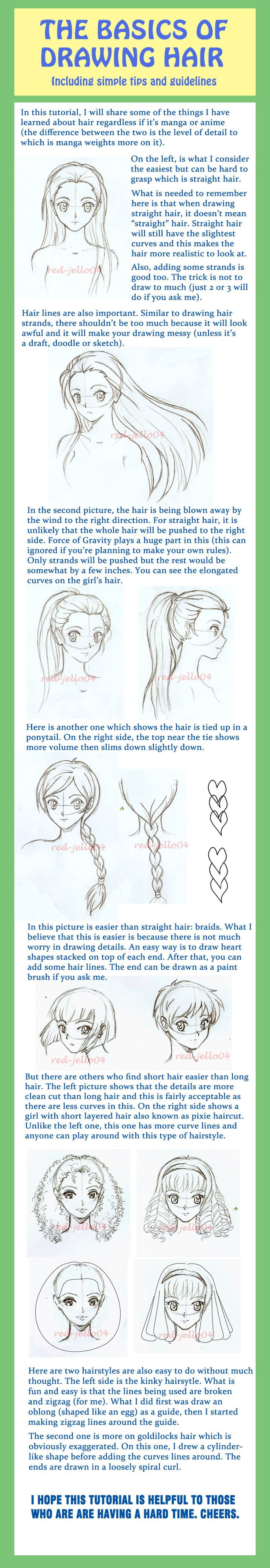 Find This Pin And More On Drawing: Manga & Anime Tutorial