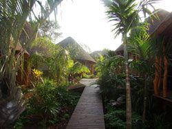Lodge Afriqué's St. Lucia