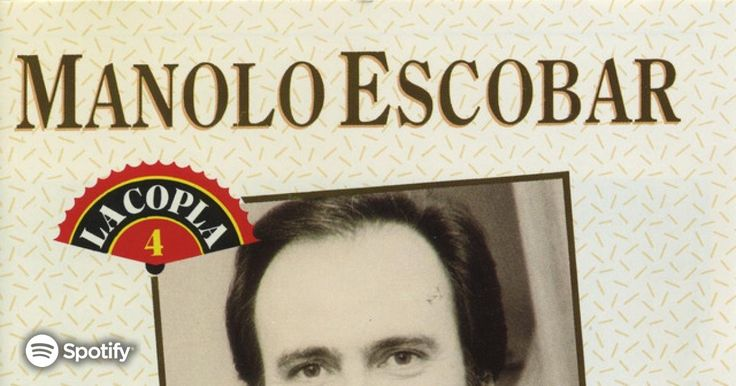 Manolo Escobar : News Bio and Official Links of #manoloescobar for Streaming or Download Music