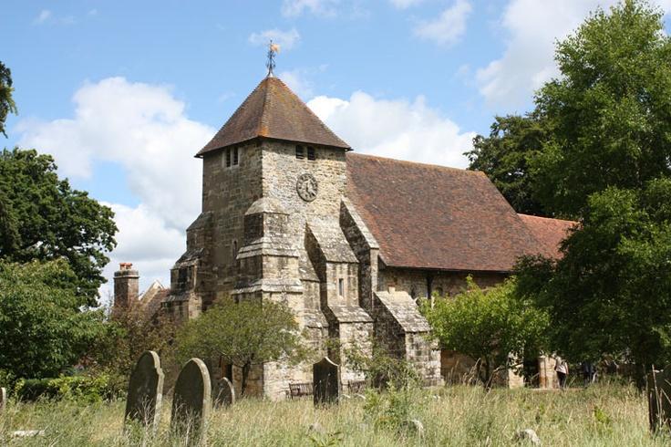St John the Baptist, Vicarage Lane, Westfield, Sussex, Enlgand