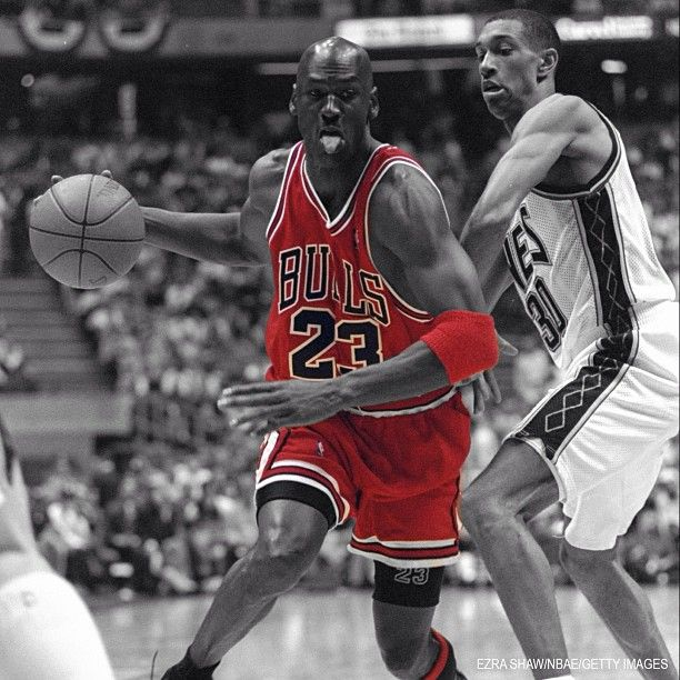 Last and only time #Bulls and #Nets met in #NBAPlayoffs was 1998 (Chicago swept 3-0).