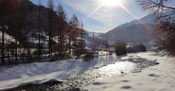 Наш переезд в Австрию