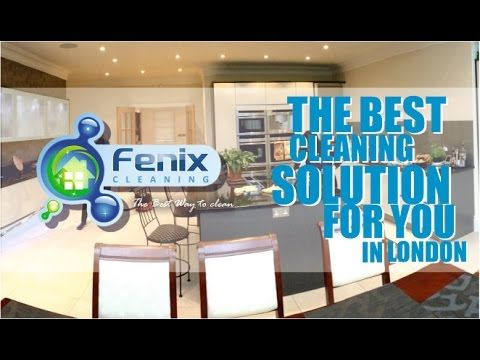 FENIX! The Best Cleaning Solution For You in London