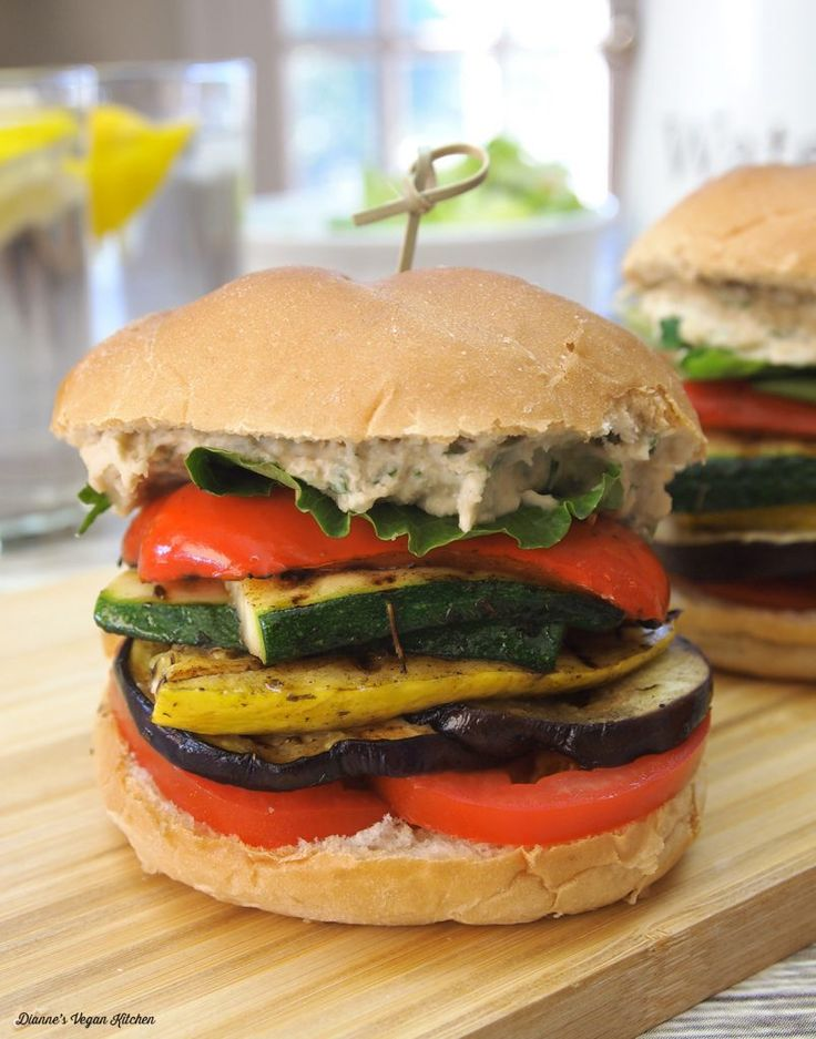 Fire up the grill! This Ratatouille Sandwich is the ultimate way to enjoy summer's vegetable harvest.