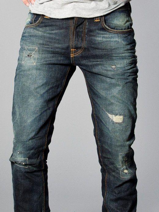 grim tim organic bob replica nudie jeans co online shop. Black Bedroom Furniture Sets. Home Design Ideas