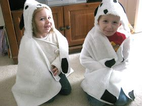 This Little Project: DIY Nativity Costumes: SHEEP