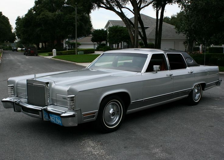 1978 lincoln continental town car sold new to robert mccormick by jim dixon lincoln mercury of. Black Bedroom Furniture Sets. Home Design Ideas