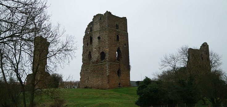 Sheriff Hutton Castle | Yorkshire | Castles, Forts and Battles