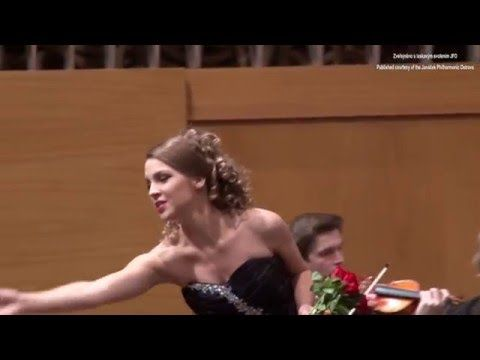 """Patricia JANEČKOVÁ: Franz Lehár: """"Meine Lippen"""" (Giuditta) - YouTube"""