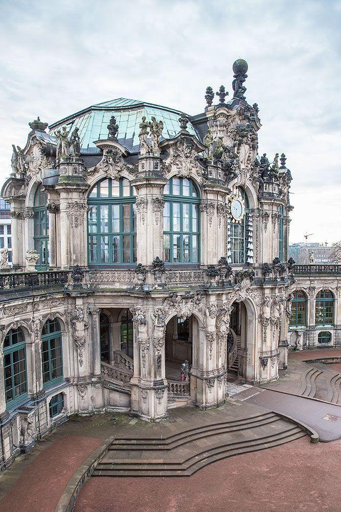 Barocker Der Inbegriff Palace Schonheit Welt Zwinger Palace Inbegriff Zwinger Palace Der Inbegriff B In 2020 Schone Gebaude Barock Architektur Baustil