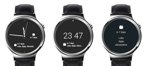 Bringing Your Apps Data To Every Users Wrist With Android Wear  Design Smashing Magazine