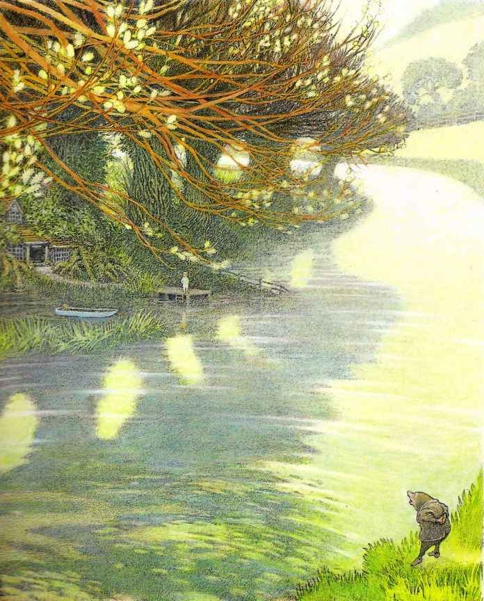 Inga Moore's Wind in the Willows - The Illustrated Book Image Collective: May 2011