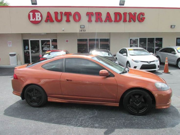 2006 Acura RSX Type-S 2dr Hatchback AVAILABLE FOR SALE www.lbautotrading.com USED CAR FOR SALE