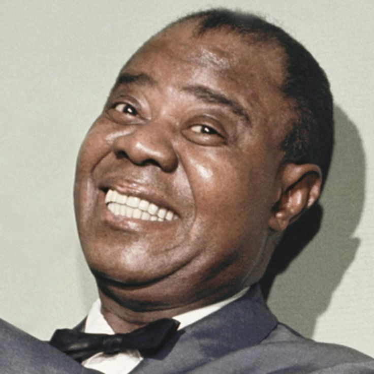 the life and music of louis armstrong The life and music of louis armstrong this part of louis' life has been largely overlooked in the many articles and appreciations being published at the.