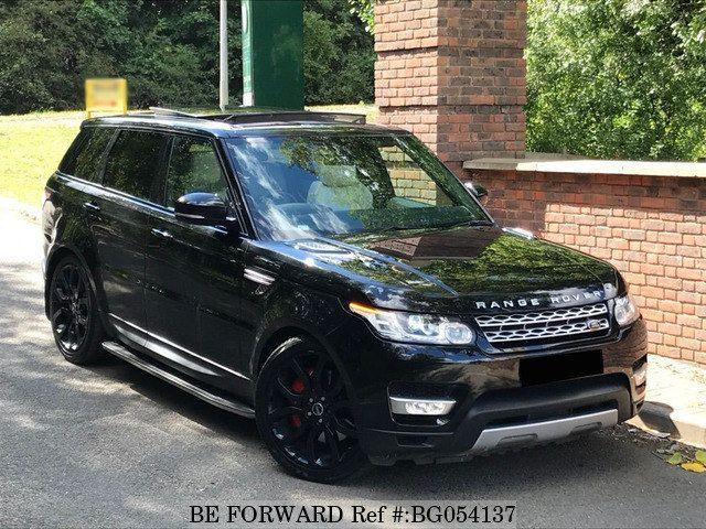 Be Forward 2013 Land Rover Range Rover Sport Range Rover Sport