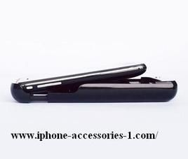 You can consider this charger as an iPhone emergency battery. There are also external battery packs available for iPhone which you can buy online at affordable prices. http://blogs.rediff.com/sinoelectron/2013/10/04/buy-an-external-battery-pack-for-you-iphone/