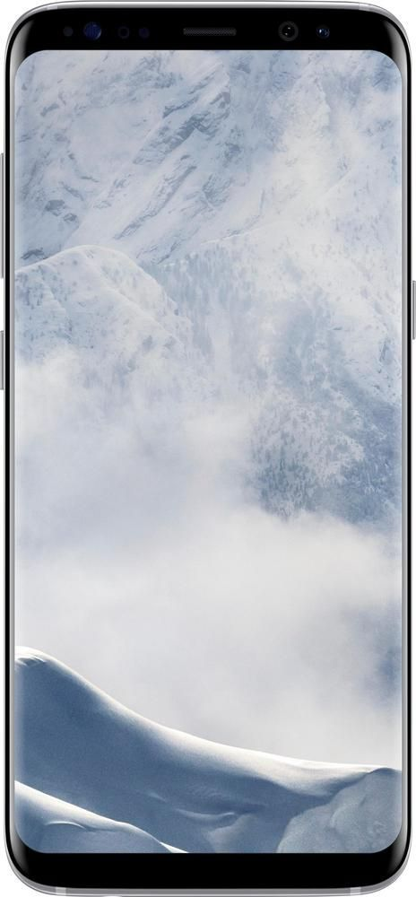 Nice Samsung's Galaxy 2017: Samsung - Galaxy S8 4G LTE with 64GB Memory Cell Phone - Arctic Silver (At&t... Products Check more at http://technoboard.info/2017/product/samsungs-galaxy-2017-samsung-galaxy-s8-4g-lte-with-64gb-memory-cell-phone-arctic-silver-att-products/