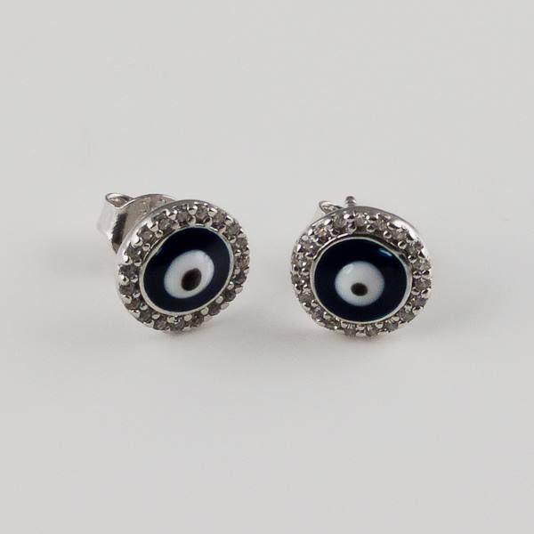 Evil eye #earrings