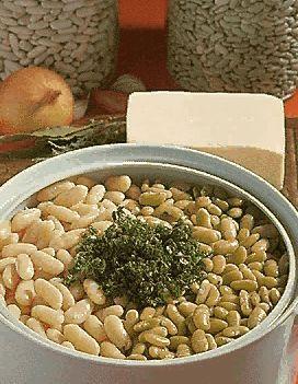 Recette Haricots secs : comment cuisiner les Haricots frais tarbais. by jgowebtvLa cuisson des haricots blancs et des flageolets doit se conduire de la même ...
