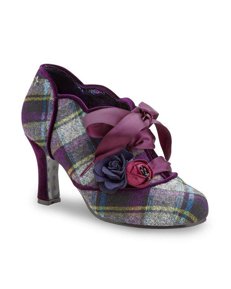 Joe Browns Couture Limited Edition 'Yazzabelle' Lace Up Shoes