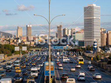 Traffic Jam by E.Sezer