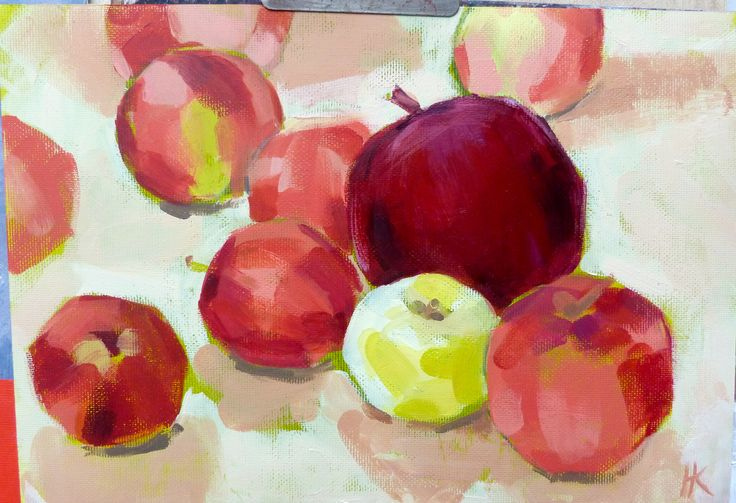 Apples - Helen Kennedy