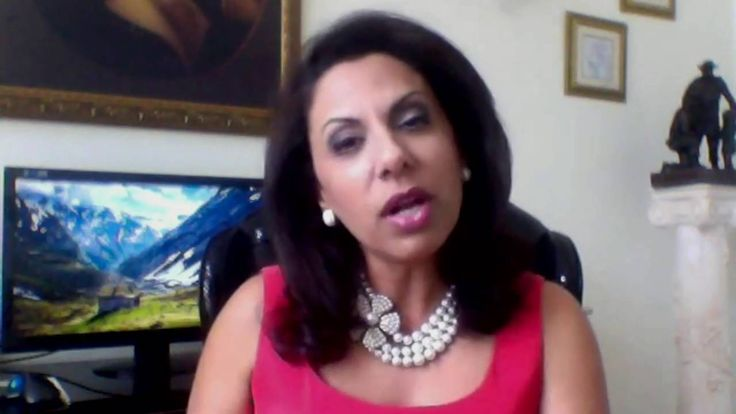 'They Must Be Stopped' author, Brigitte Gabriel - Focus Today